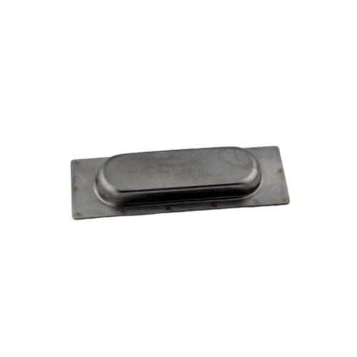 TORSTEN มือจับบานเลื่อนประตู  PQS-LV108 สีเงิน