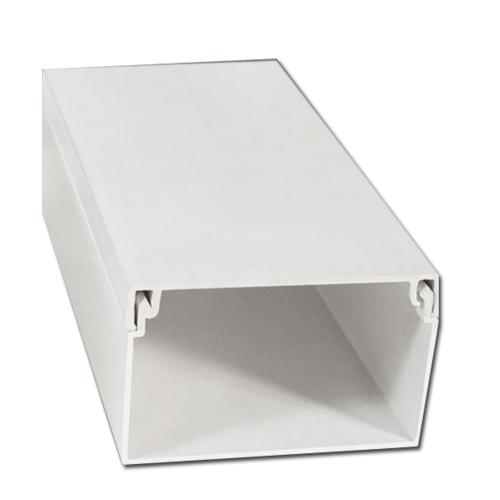 V.E.G รางวายเวย์  PVC A-40x10-2MW 2m สีขาว