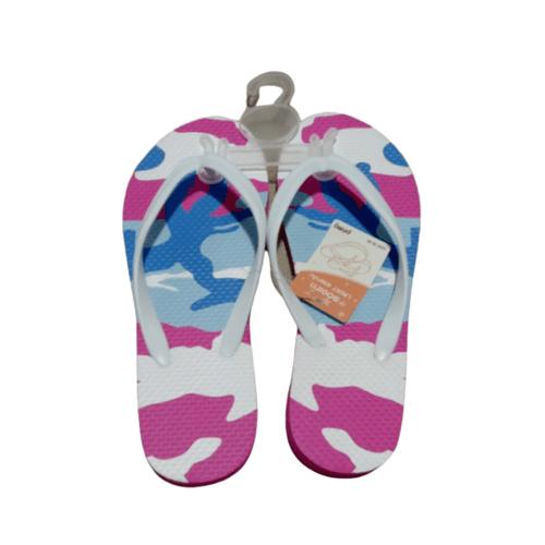 PRIMO รองเท้าเเตะยางพารา เบอร์39-40 ลายกาโม่ RR069 สีชมพู