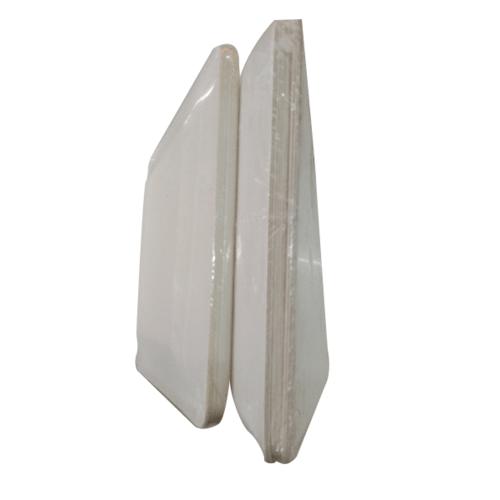 Nibiru จานเหลี่ยม Size S 17x17x2cm 10ใบ/แพ็ค FJDB030
