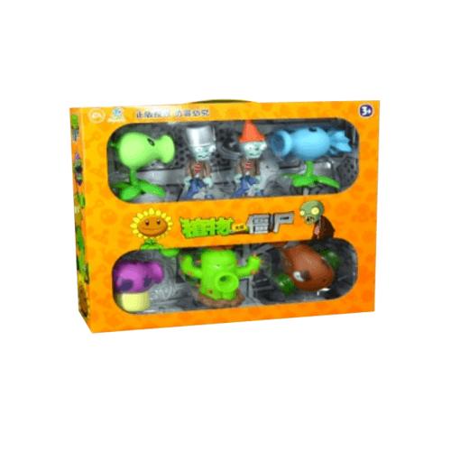 Sanook&Toys กล่องของขวัญPlants vs. Zombies  8.5*41.5*35cm 668-3