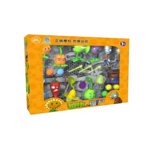Sanook&Toys กล่องของขวัญ Plants vs. Zombies 8.5*49*36cm 668-7