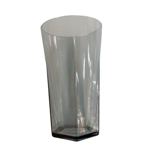 GOME แก้วพลาสติก 5.4x7.5x13 ซม. ZS8015 สีเทาอ่อน
