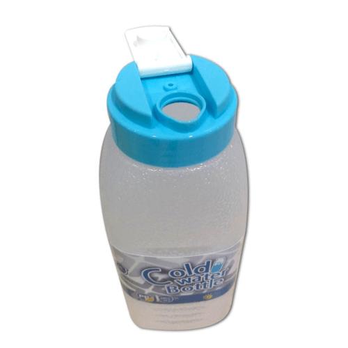 GOME ขวดน้ำพลาสติก  750ML.  ขนาด 8.3X8.3X20.5 ซม. K259-BU สีฟ้า