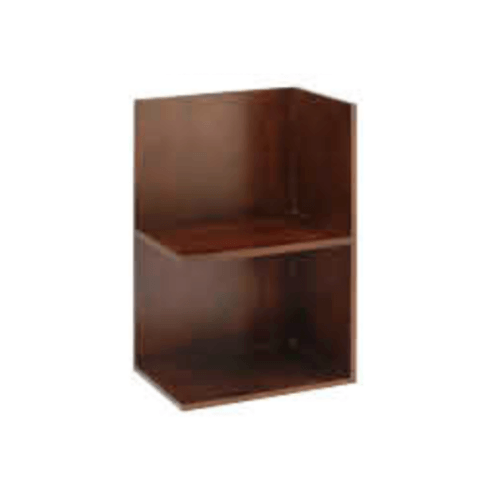MJ ตู้แขวนเสริม SAV-WS604-WN วอลนัท