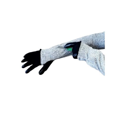 Protx ปลอกแขนกันบาดแบบยาว ไซส์ M   SY009  สีเทาอ่อน