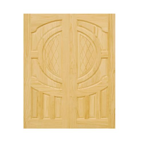 D2D ประตูไม้สนนิวซีแลนด์ ขนาด 80x200 ซม. D2D-304