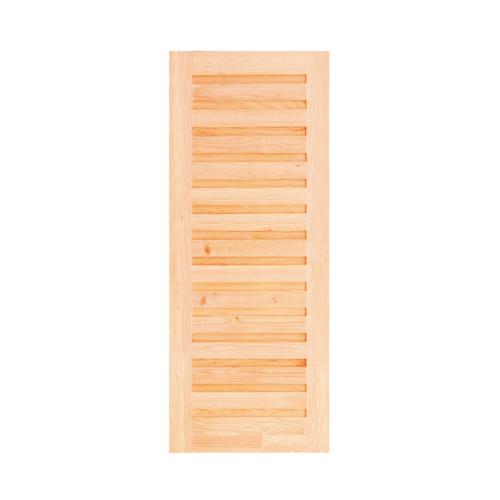 D2D ประตูดักลาสเฟอร์ ขนาด 80x200 ซม. Eco Pine - 031
