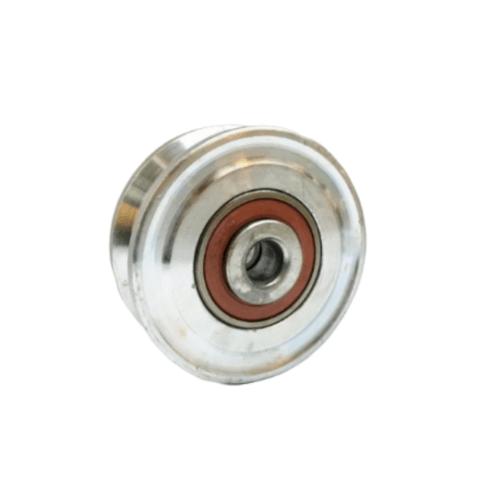 HUMMER ล้อสเตนเลสร่องฉาก 304 3.1/2 SSWV 304-890 สีโครเมี่ยม