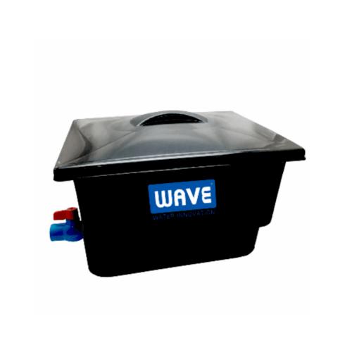 WAVE ถังดักไขมัน 30 ลิตร WGT-30 ON