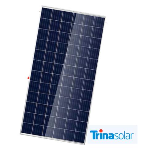 Trina แผงโซล่าร์เซลล์ 330w  POLY Crystalline สีดำ