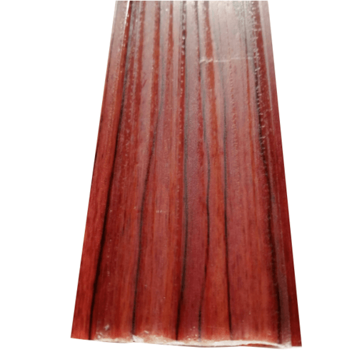 Wellingtan อลูมิเนียมอเนกประสงค์ ผิวเสมือนจริง หน้ากว้าง 2นิ้ว ยาว2เมตร ALU2-2T02 สีแดง