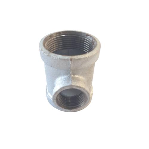 VAVO สามทางลดเหล็ก  1.1/2 นิ้วX3/4นิ้ว