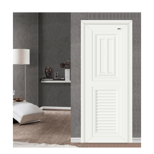 Wellingtan วงกบประตู  ขนาด 70X3.5X200 cm. ABS-AF1  สีขาว