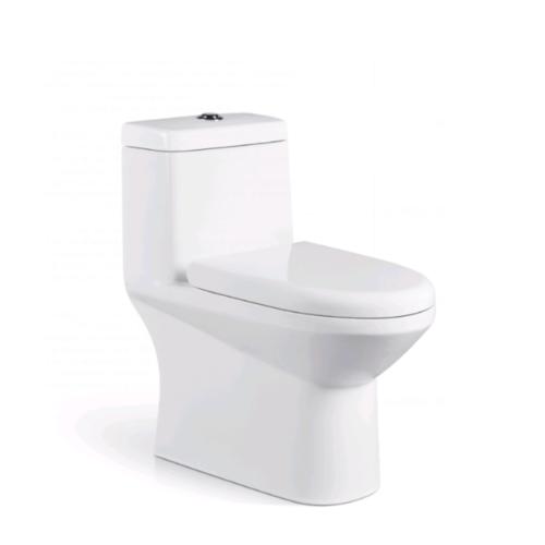 VERNO สุขภัณฑ์ชิ้นเดียว คอสโม VN-2146  สีขาว