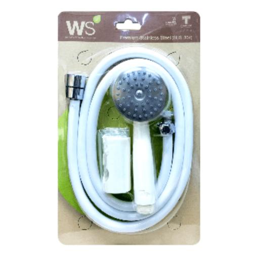 WS ฝักบัวมือถือ WS-8130 PWP