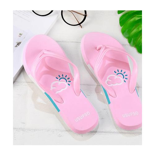 USUPSO รองเท้าแตะผู้หญิง NO.36 สีชมพู