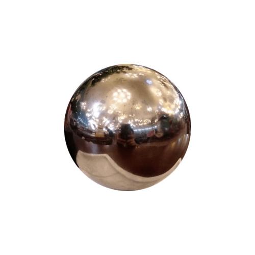 LUXUS ลูกบอลสเตนเลสสตีลอเนกประสงค์เกรด 304 ขนาด167มม. -