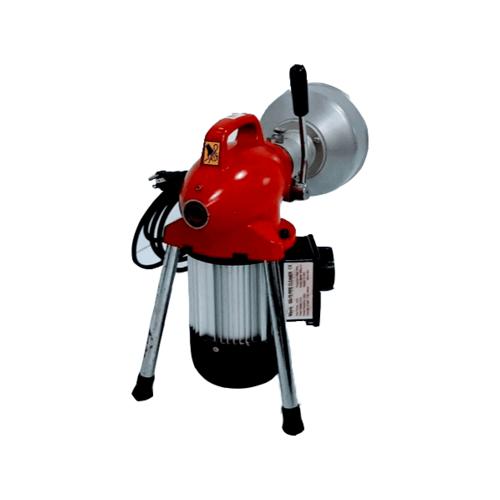 Vero เครื่องล้างท่ออุดตัน ขนาด3/4-4 ล้างได้ไกลถึง 100 ฟุต GQ-75 สีแดง
