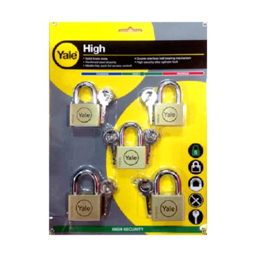 YALE กุญแจคล้องสายยู BD45-50SSM5