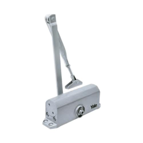 YALE โช๊คอัพประตูแบบตั้งค้างได้ รับน้ำหนักได้ 40-80 กก. VC7722H-SB
