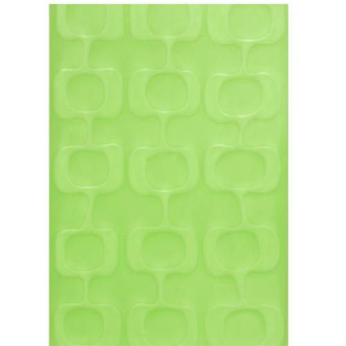 Duragres กระเบื้องปูผนัง-10x16โอโม่ A. LL-322 ผิวเงา ( Glossy ) สีเขียว