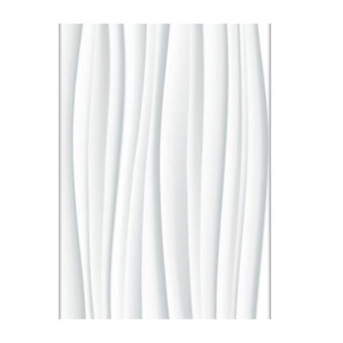 Duragres กระเบื้องปูพื้น-30x60 LL-111 เอวา-ไวท์ A. ผิวเงา ( Glossy ) สีขาว