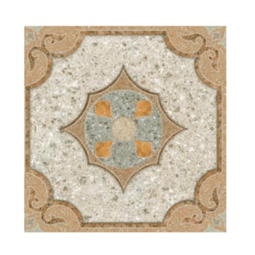 Sosuco 20x20  กระเบื้องปูพื้น-แซนต์เชน่า-บราวน์ A.  Floor Tile