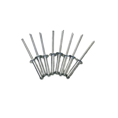TUF ลูกรีเวท5-10(500ตัว/กล่อง) 5-10 สีโครเมี่ยม
