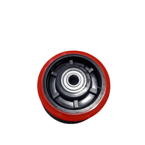 KAMPER ล้ออะไหล่ PU 1010-152 สีแดง