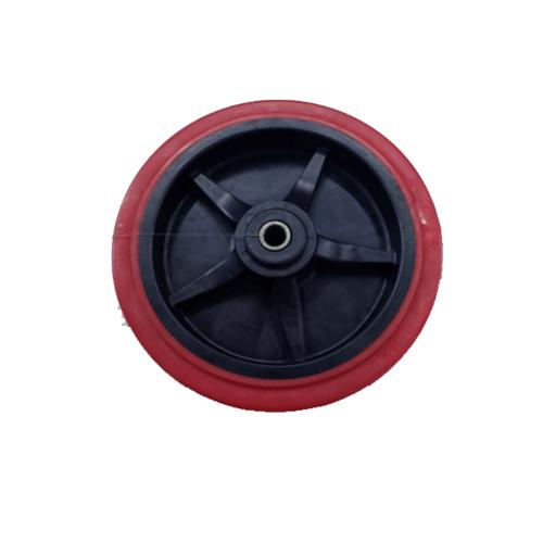 Tummer ล้ออะไหล่ PU  1050-203 สีแดง
