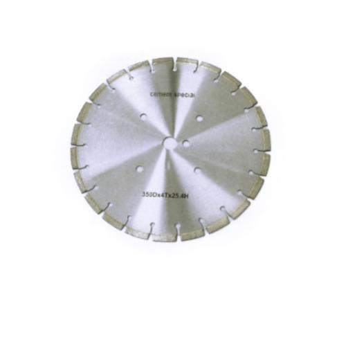 BISON อะไหล่-ใบตัดคอนกรีตสำหรับเครื่องตัดถนน 14*4mm. Q400-B