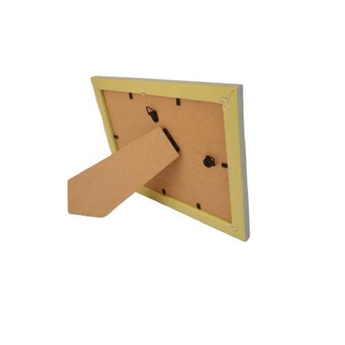 NICE เซตกรอบรูปตั้งโต๊ะ2 ชิ้น TB-E2-A สีทอง