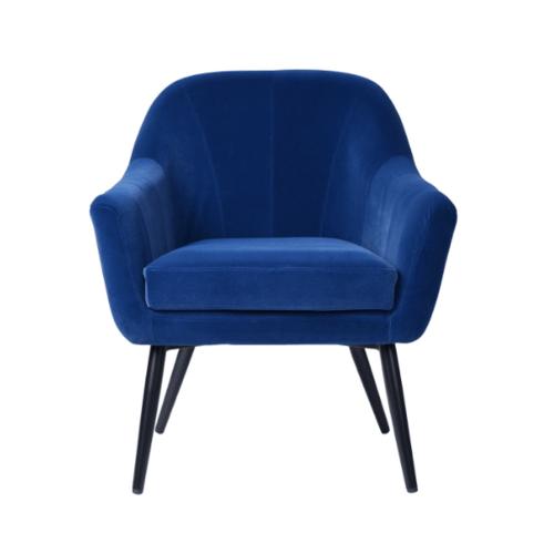 Pulito เก้าอี้พักผ่อน 69x70x81ซม.  Engle blue  สีน้ำเงิน
