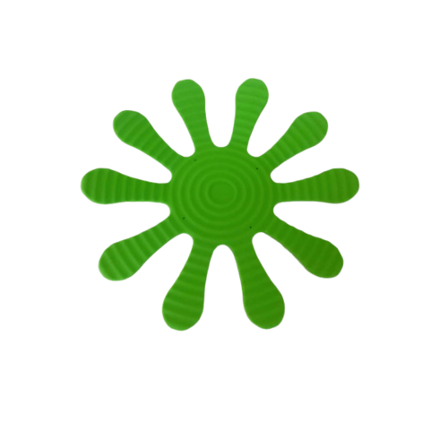 UCHI แผ่นรองกันร้อนอเนกประสงค์ ขนาดØ29 A0130-GN สีเขียว