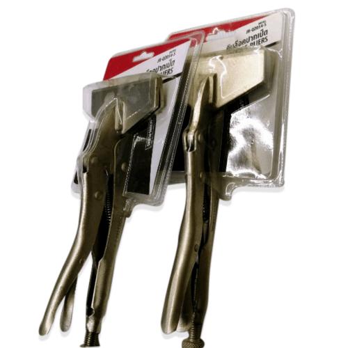 HUMMER คีมล็อกปากเป็ด JR-QZ054-S (SM Type) สีโครเมี่ยม