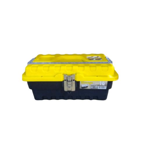 "PORT-BAG กล่องเครื่องมือช่าง PORT-BAG SM01 16"" ดำ-เหลือง"