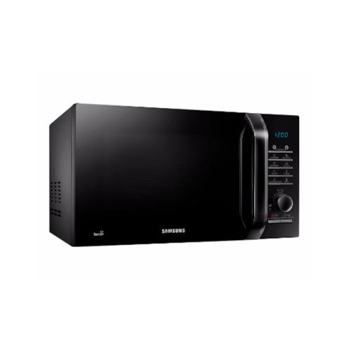 SAMSUNG เตาอบไมโครเวฟ 28 ลิตร MS28H5125BK/ST ดำ