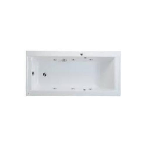 American Standard อ่างอาบน้ำวนพลาซ่า-เอส ไม่รวมก๊อก  70021100-WT สีขาว