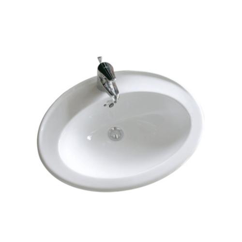 American Standard อ่างล้างหน้าเคาน์เตอร์ 0477-WT ขาว