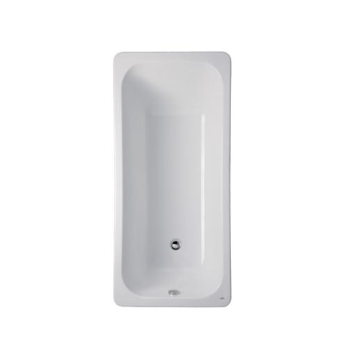 American Standard อ่างอาบน้ำแบบสะดือ 70280P-WT สีขาว