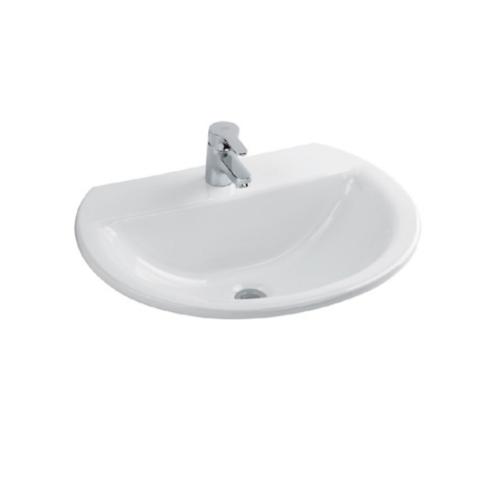 American Standard อ่างล้างหน้า  0452-WT ขาว