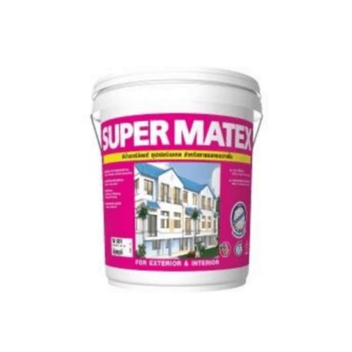 TOA Supermatex สีน้ำภายใน F270050509SM924 SM924