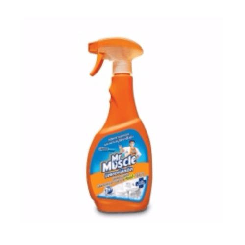 MR.MUSCLE มิสเตอร์มัสเซิล 500มล.  สเปรย์ทำความสะอาด 3อิน1