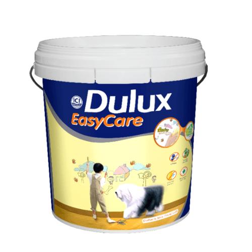Dulux ดูลักซ์ อีซี่แคร์ กึ่งเงา เบส B EasyCare  ขาว