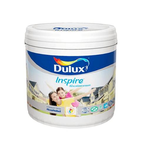 Dulux สีน้ำผสมภายนอก เบส D Inspire Exterior ขาว