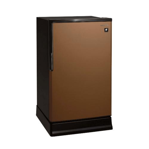 HITACHI ตู้เย็น 1 ประตู  ขนาด 5.0 คิว  R-49W-PMN น้ำตาล