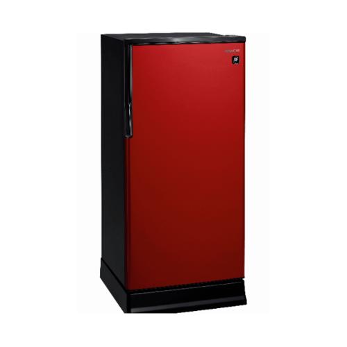 HITACHI ตู้เย็น1ประตู ขนาด 6.6 คิว R-64W-PMR สีแดง