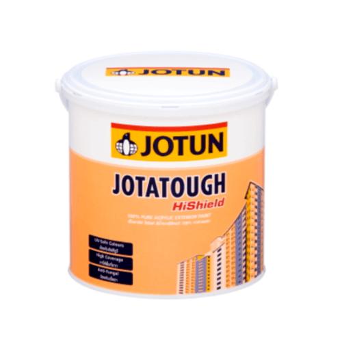 JOTUN สีทาภายนอก  เบสเอ ขนาด3.6 ลิตร  HS MATT สีขาว