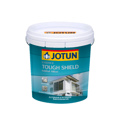 JOTUN สีน้ำภายนอก ด้าน เบสเอเอ (AA) 9ลิตร ESSENCE TOUGH SH MT ขาว